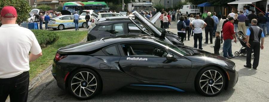 Wagner BMW i8